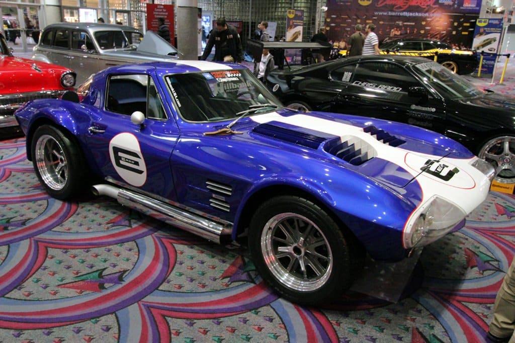 Superformance Eco GS Corvette