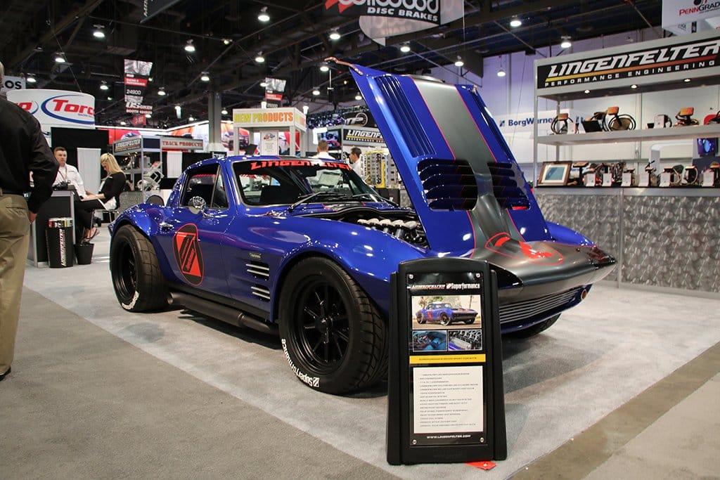 Lingenfelter powered Superformance Grand Sport Corvette