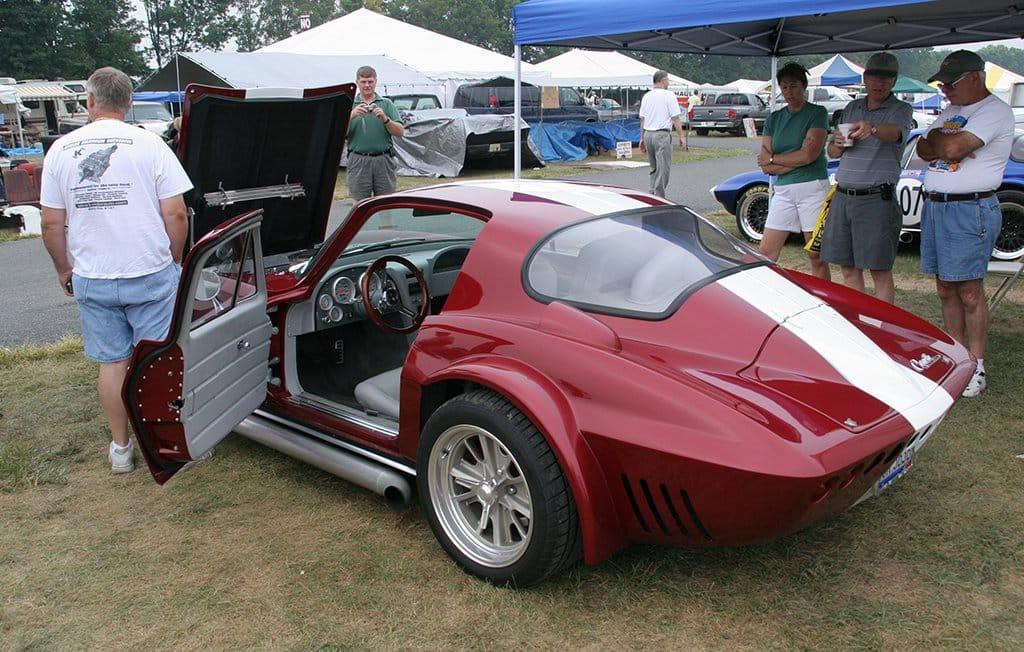 Mongoose Racing Grand Sport Replica