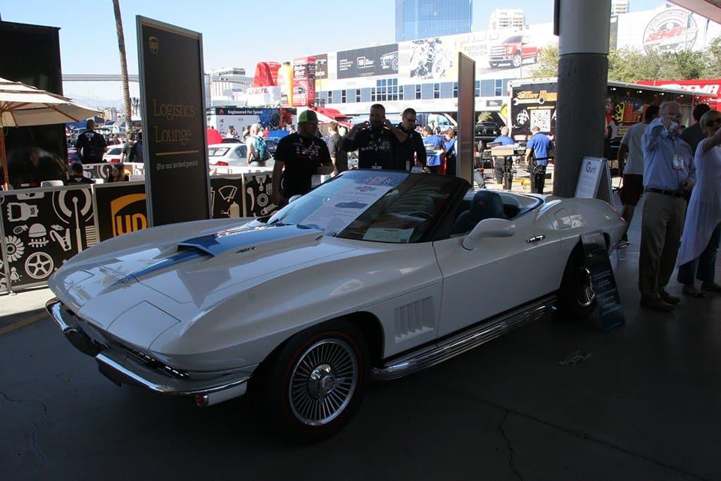 CRC C2 Style Retro-vette Corvette (CRCoachworks)