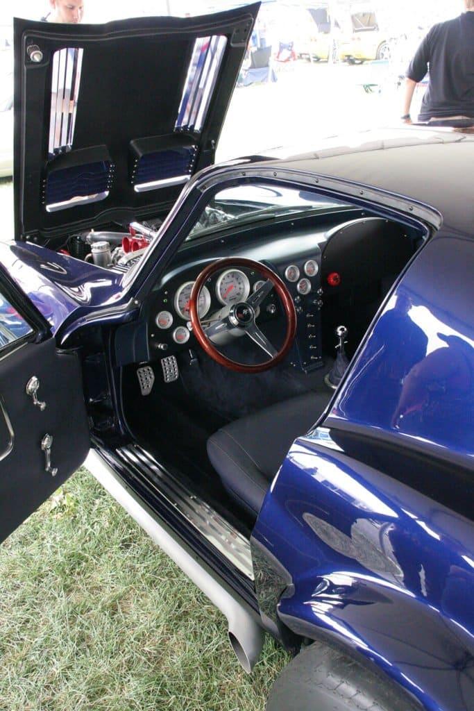 Thomas Hill Grand Sport Replica
