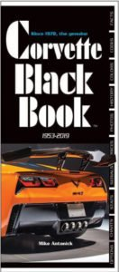 Corvette Black Book 1953-2019 available at Vette Vues Magazine