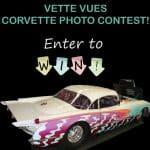 Enter the Vette Vues Corvette Photo Contest for a chance to win!