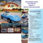 November 2018 Vette Vues Magazine