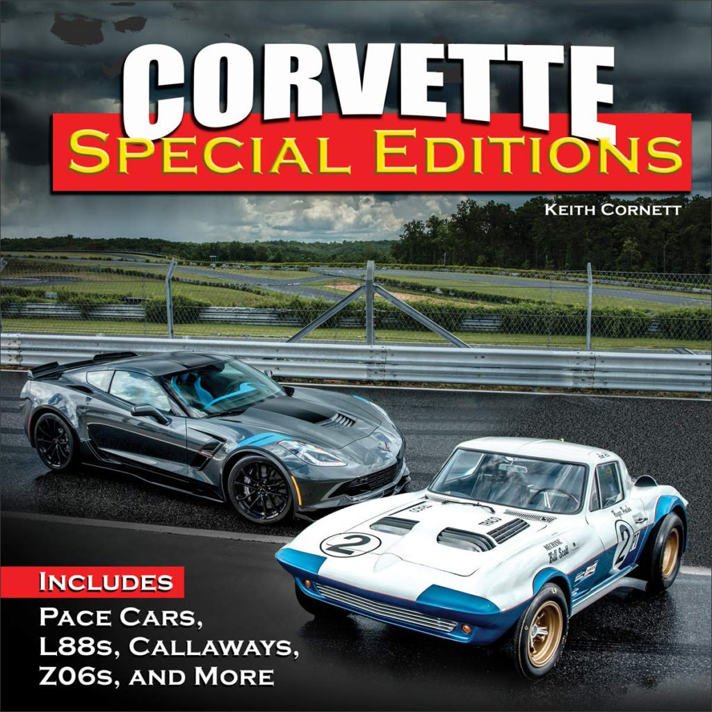 Corvette Special Editions by Keith Cornett