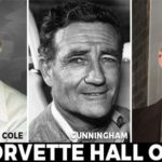 2019 Corvette Hall of Fame Inductees