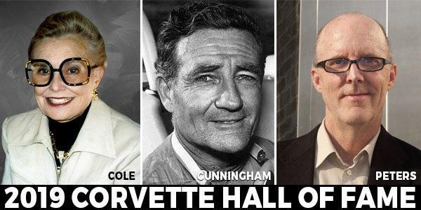 2019 Corvette Hall of Fame Inductees Announced