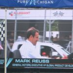 Mark Reaus at the Detroit Belle Isle June 2018