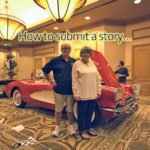 How to Submit a Story to Vette Vues Magazine for consideration for a feature story.