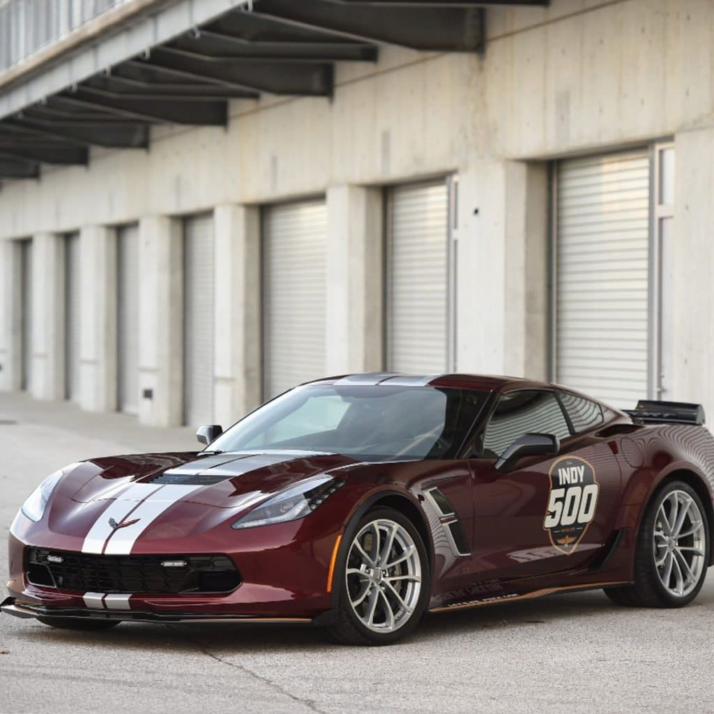 2019 Corvette Grand Sport to Pace 103rd Indy 500