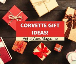 Corvette Gift Ideas