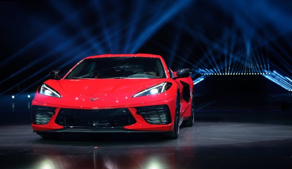 2020 Chevrolet Corvette Stingray – Opening Reveal Video and On-Stage Introduction