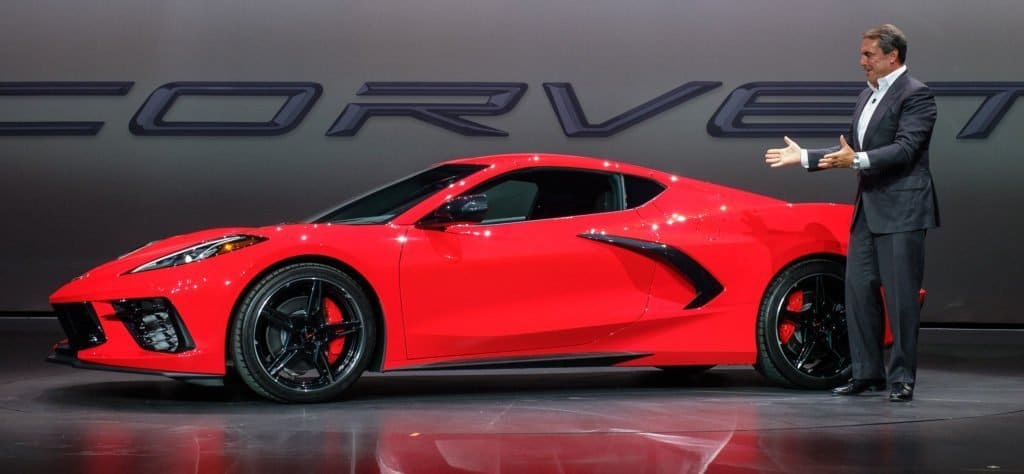 First-Ever Mid-Engine Corvette Revealed!