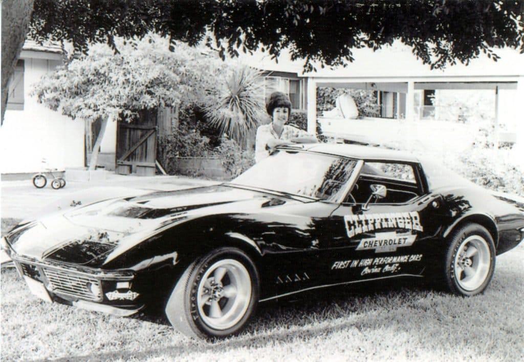 Bob Wingate's 1968 FSO Corvette