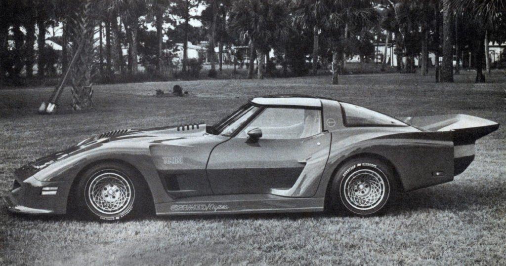 1981 Greenwood Dayton Corvette