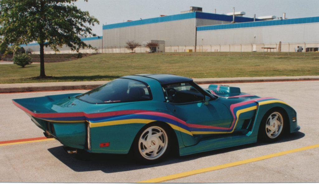 1981 Greenwood Dayton Body Kit Side Shot