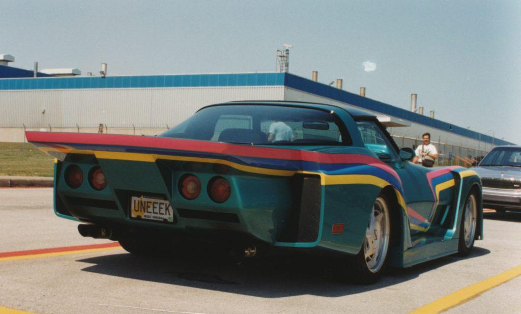 1981 Greenwood Dayton Body Kit Rear Shot