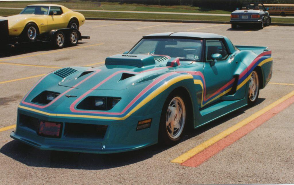 1981 Greenwood Dayton Body Kit Driver's Side Front