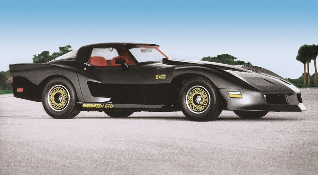 1982 Greenwood GTO Corvette