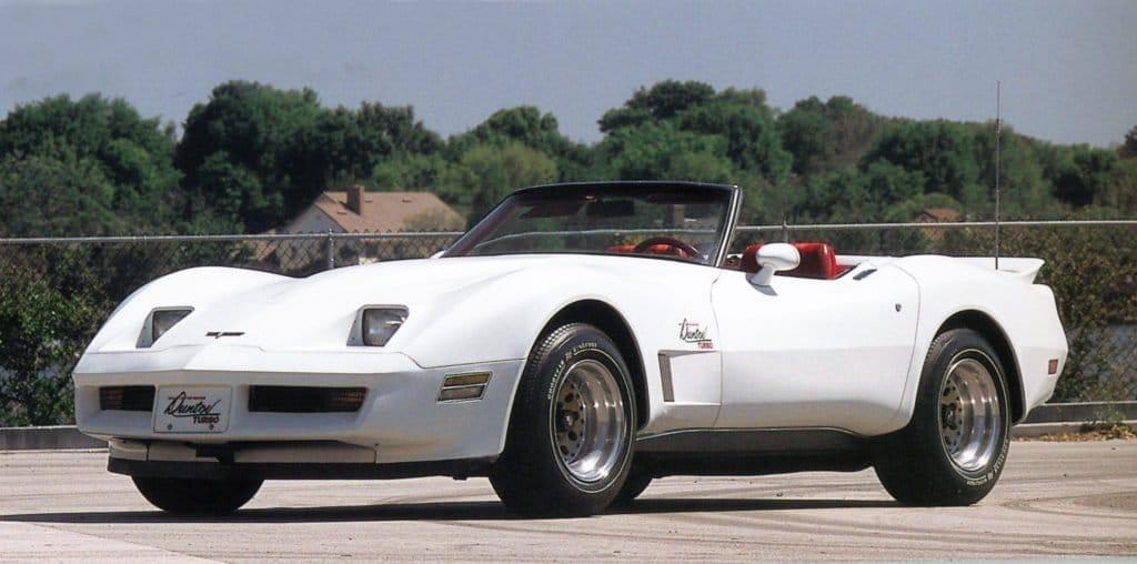 ACI Duntov Turbo Body Kits for C3 Corvettes