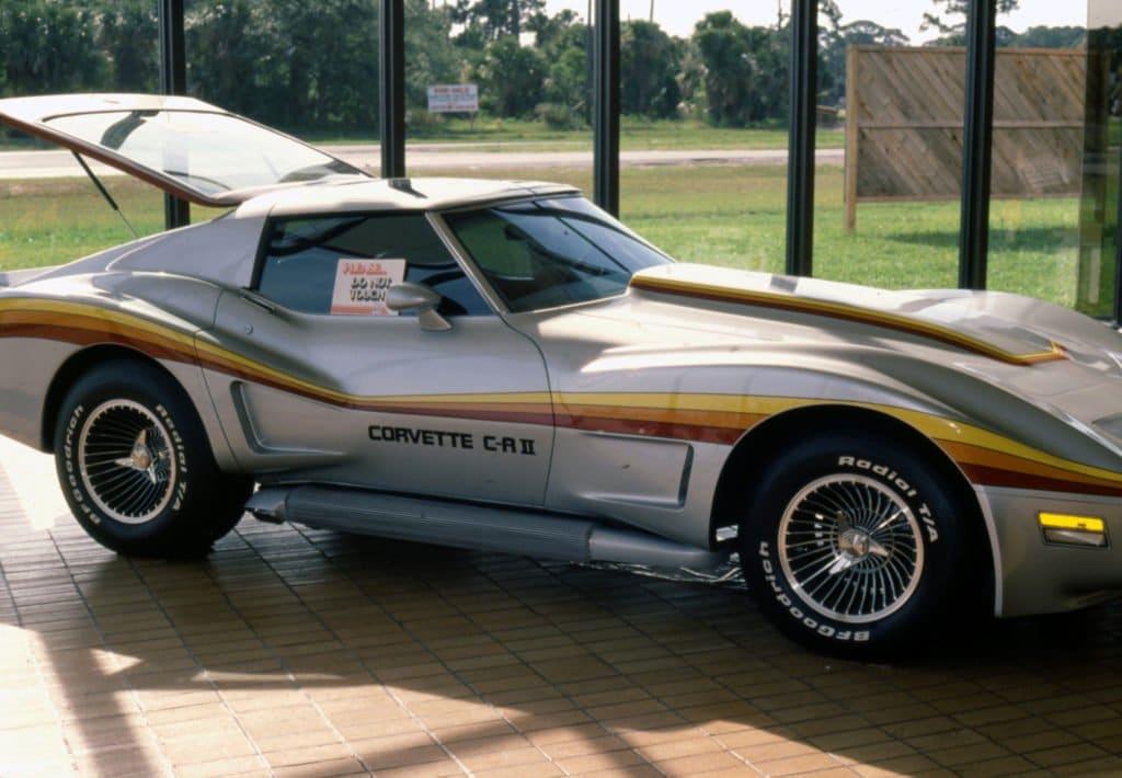 Eckler Can-Am Corvette