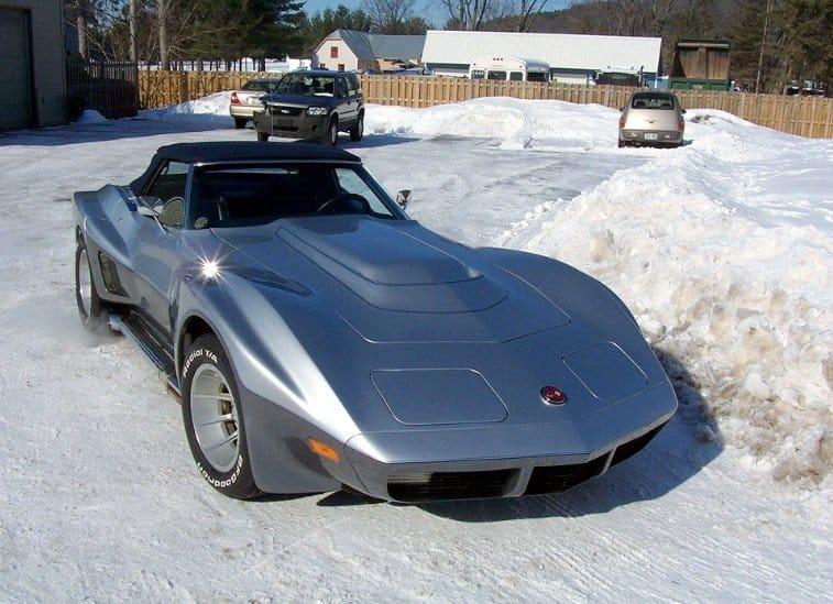 Eckler Can-Am Corvette for Street