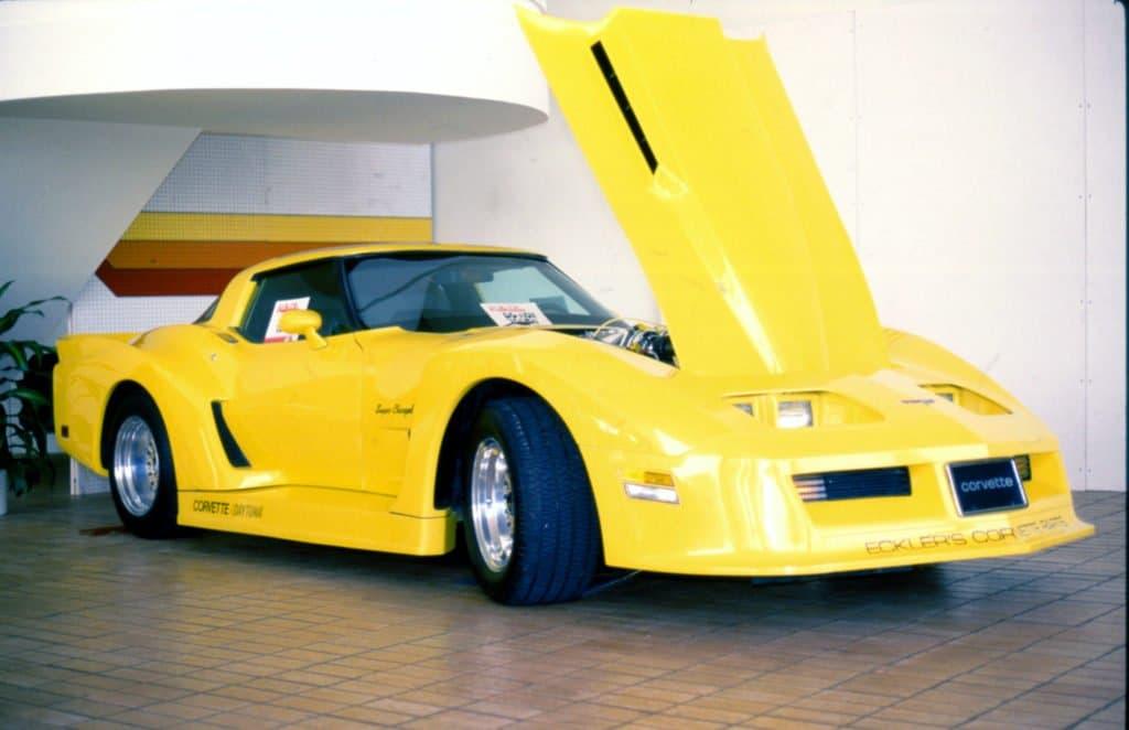 Eckler Daytona Corvette