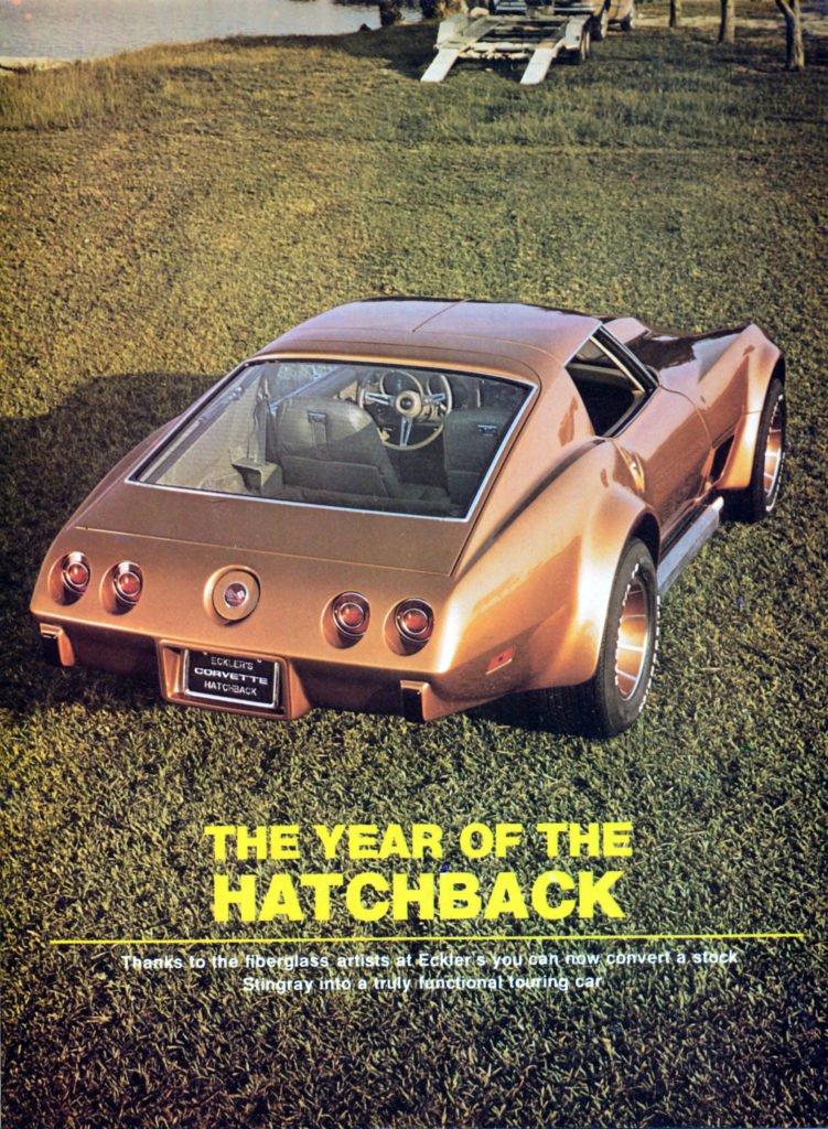 Eckler's Hatchback Corvette