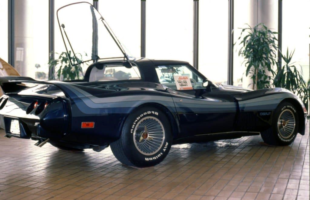 Eckler's Turbo Corvette