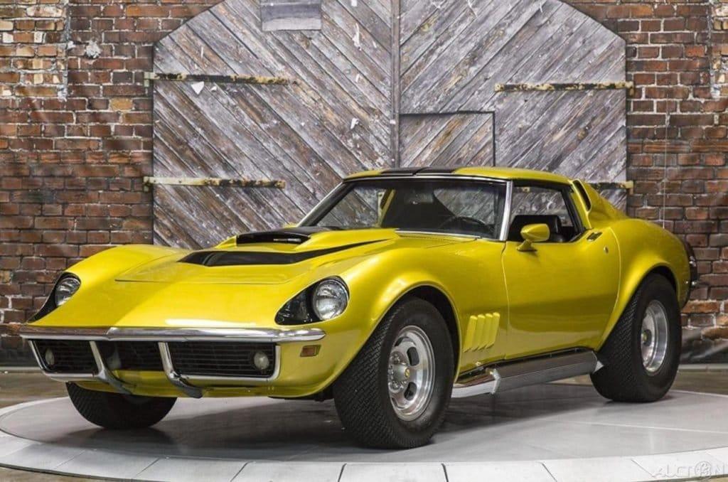 1969 Baldwin Motion GT III Drivers Side