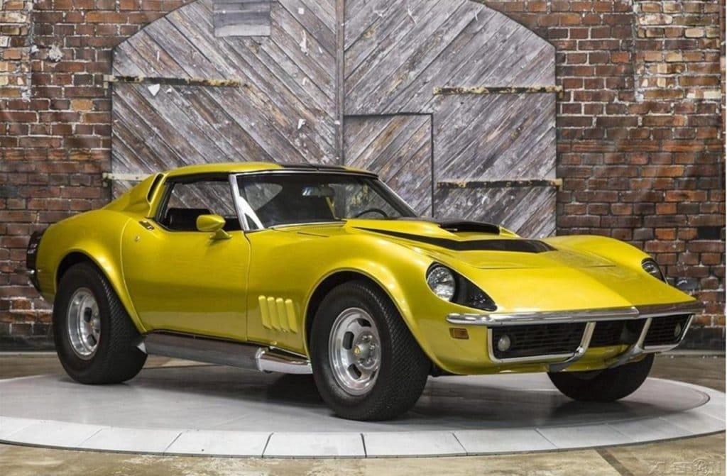 1969 Baldwin Motion GT III Passenger Side