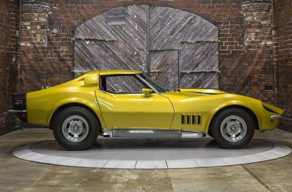 1969 Baldwin Motion GT III Side View