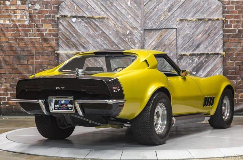 1969 Baldwin Motion GT III Rear View