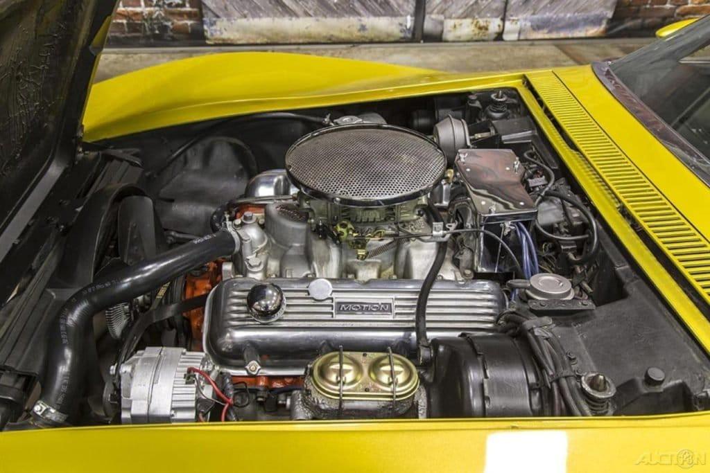1969 Baldwin Motion GT III Engine Compartment