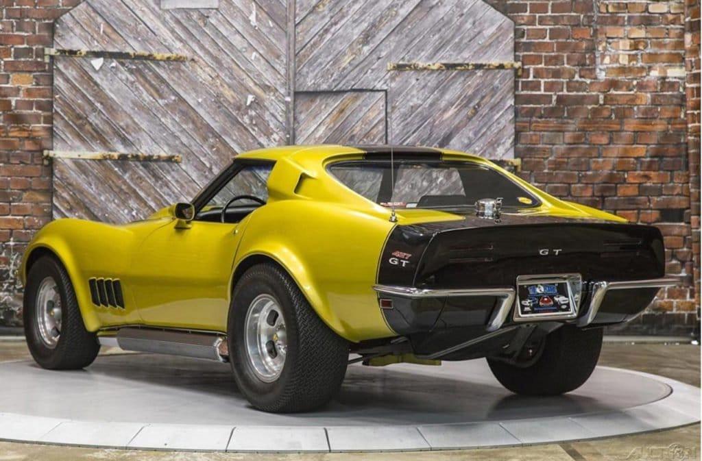 1969 Baldwin Motion GT III Driver Side Rear