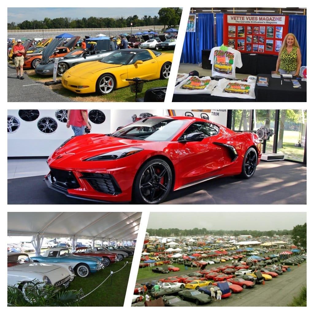 All New C8 Corvette Will be at Corvettes at Carlisle