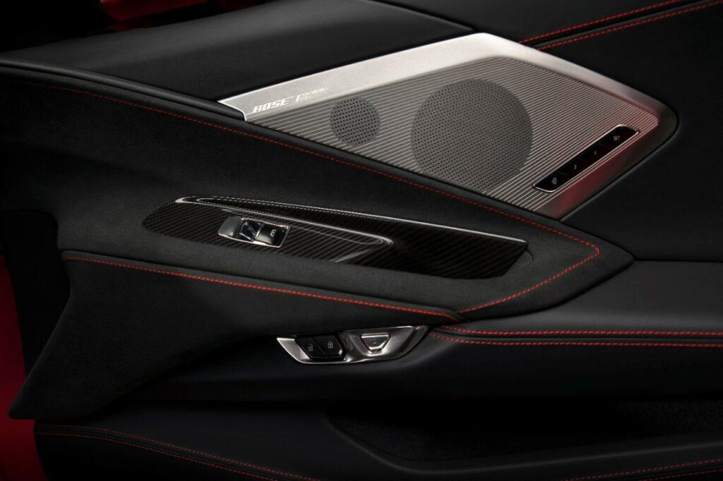 2020 Chevrolet Corvette Stingray Bose® Audio System