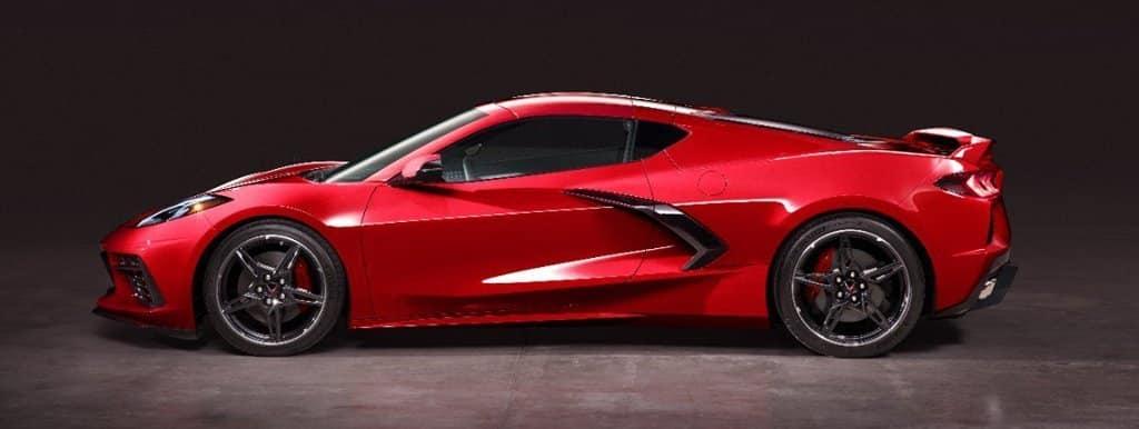 C8 2020 Mid-Engine Corvette Stingray