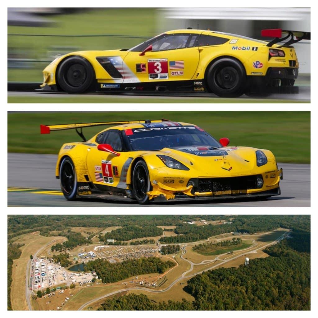 CORVETTE RACING AT VIR: Back on the Podium for No. 3 Corvette (IMSA)