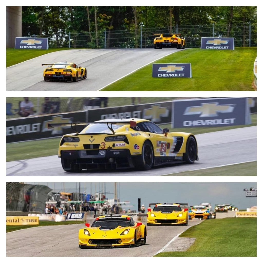 CORVETTE RACING AT ROAD AMERICA: ANOTHER HARD-LUCK AFTERNOON (IMSA)