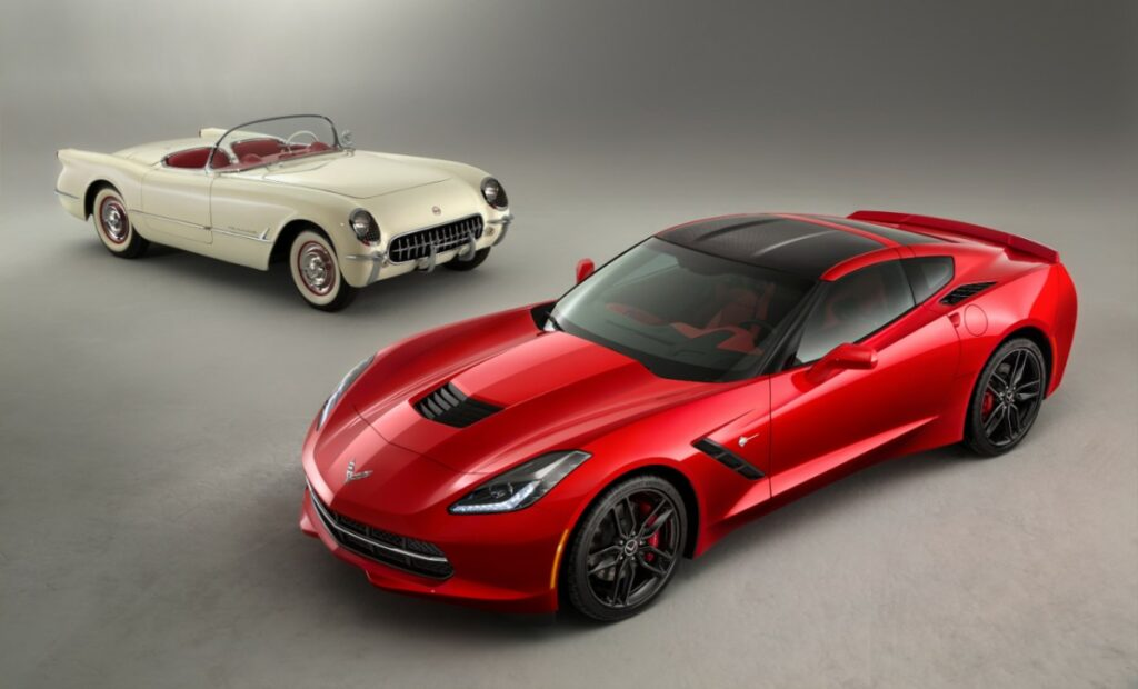 2014 CHEVROLET CORVETTE STINGRAY PRODUCT INFORMATION