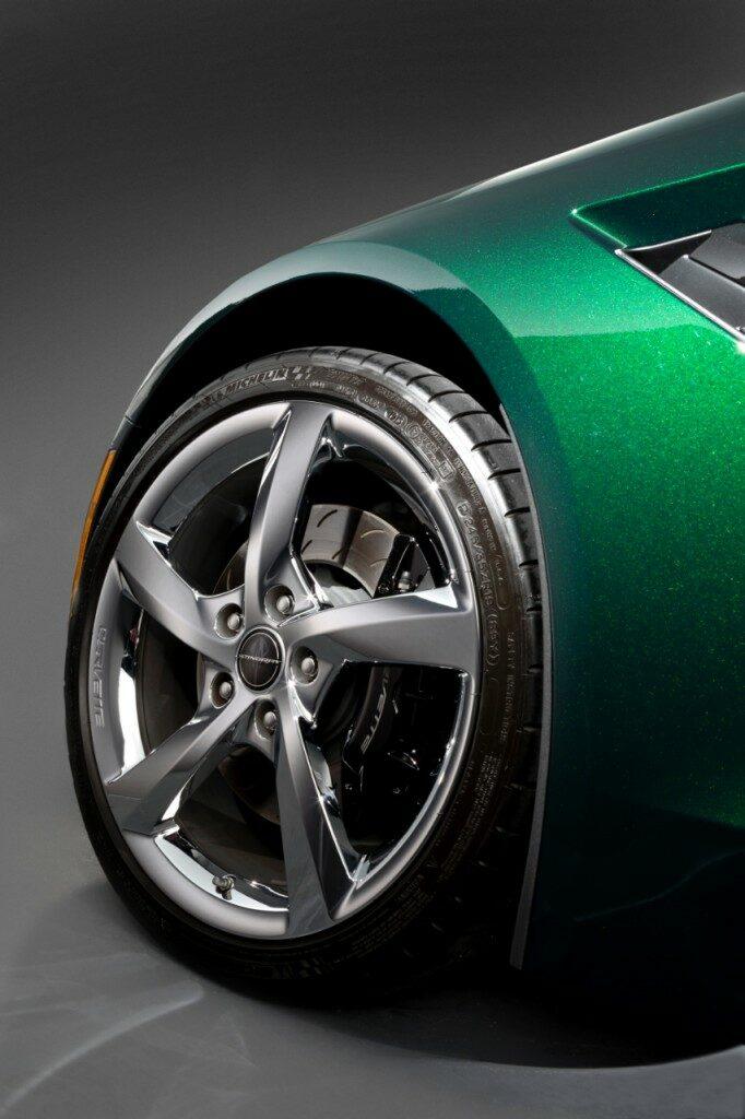 the 2014 Corvette Stingray Premiere Edition Convertible