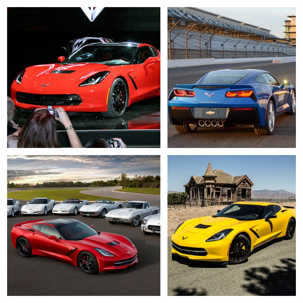 Return of the Stingray: The 2014 Chevrolet Corvette