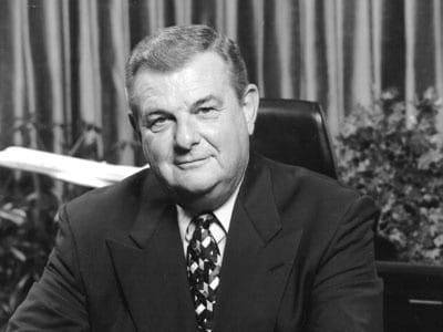 Former Chevrolet General Manager Jim Perkins,