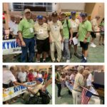 Skyway Corvette Club primary charity is Honor Flight. The Corvette club greeted 74 veterans with Honor Flight returning home from seeing the memorials at Washington DC of the respective war(s) they fought in (WWII, Korean War or Vietnam) at no cost to the veterans.