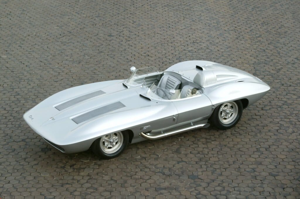 1959 Corvette Stingray Racer