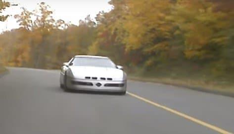 1988 Callaway Corvette SludgeHammer