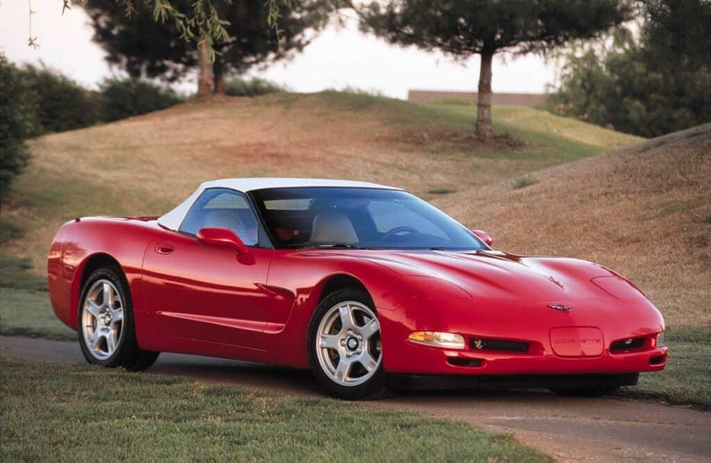 Corvette Active Handling System Debuts