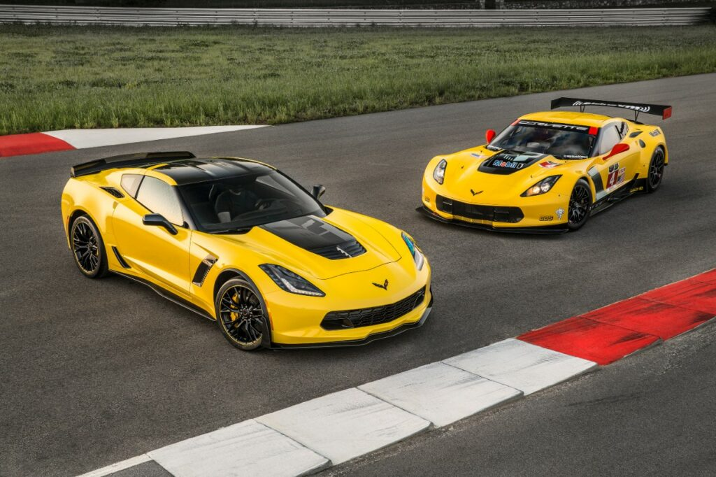 2016 Chevrolet Corvette C7.R Edition