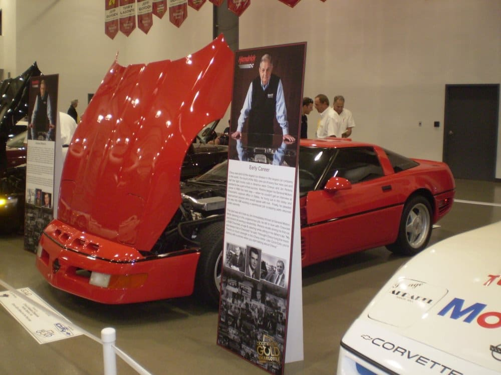 1989 Corvette B2K Callaway Coupe, owned by: Chris & Natasha Chessnoe